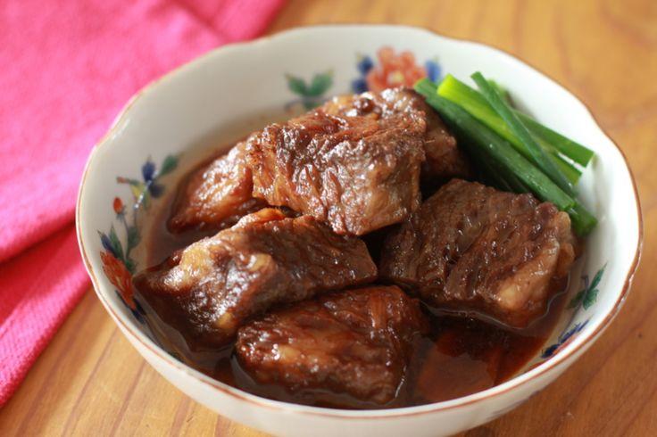 下味を漬けて、炊飯器でドン!「牛バラ肉の角煮」が史上最高に美味いので週末に絶対作るべき - みんなのごはん