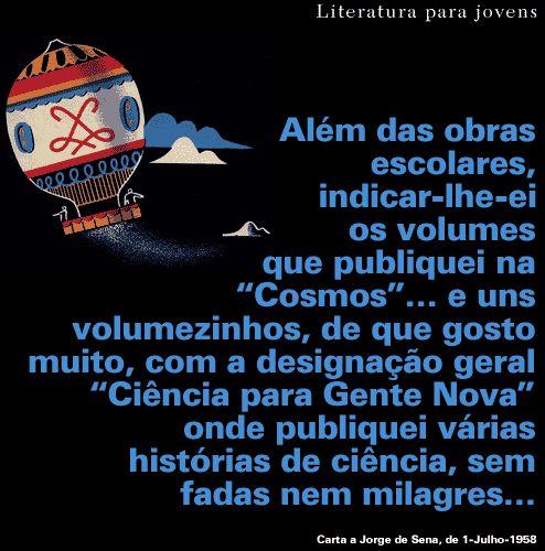 Divulgador da ciência :: Rómulo de Carvalho :: Biblioteca Nacional
