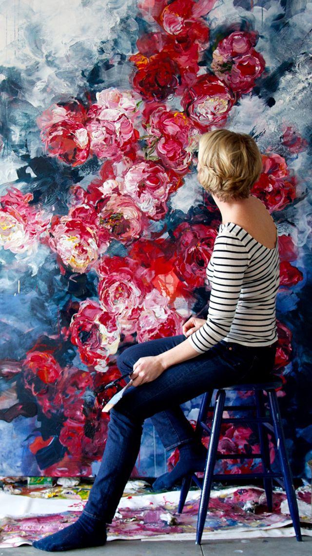5 Cool Art Studios That Inspire Me
