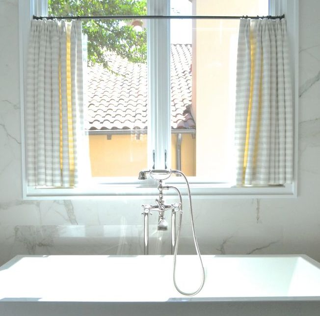 1000+ images about Cafe Curtains on Pinterest | Blue bathrooms ...