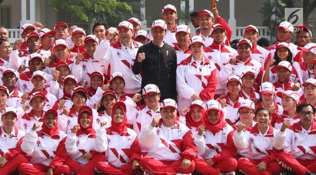 Berita Islam ! Duh Dalam Sejarah Prestasi SEA Games Indonesia Terpuruk di Era Jokowi ... Bantu Share ! http://ift.tt/2vpXQT2 Duh Dalam Sejarah Prestasi SEA Games Indonesia Terpuruk di Era Jokowi  Di era pemerintahan Jokowi prestasi Indonesia paling buruk dalam sejarah ikut serta Indonesia pesta olahraga di kawasan Asia Tenggara atau SEA Games. Indonesia tetap berada di ranking lima meski mendapat sumbangan enam emas dari lifter Deni (69 kg putra) dan Ketut Ariana (77 kg putra) serta pesilat…