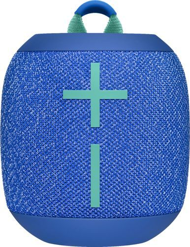 Shop Ultimate Ears WONDERBOOM 2 Portable Bluetooth Speaker Bermuda Blue at Best Buy. Find low everyday prices and buy online for delivery or in-store pick-up. Rock Speakers, Small Speakers, Waterproof Bluetooth Speaker, Bluetooth Speakers, Mode Plein Air, Mobiles, Best Outdoor Speakers, Cable Iphone, Lecture Audio