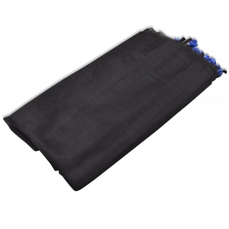 13Ft Trampoline Safety Net Outdoor Replacement Black Round Equipment Accessory
