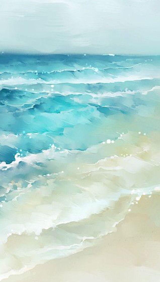 Pin Von Margitta Weber Auf Malen Wasser In 2019 Aquarell