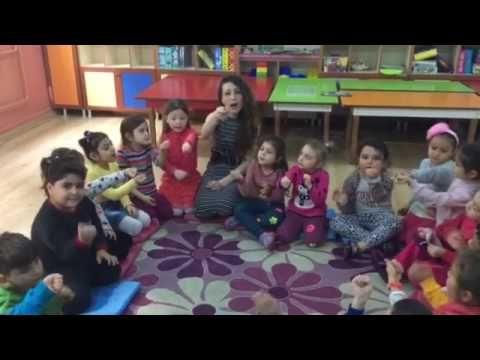 'Pencere'parmak oyunumuz - YouTube