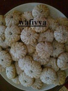 حلويات رشيدة امهاوش – حلويات مغربية غريبة منقوشة