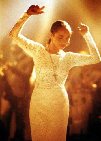 Sade ... love this picture... that's exactly how my soul feels when she sings...