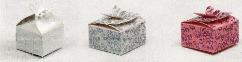 Κουτί για μπομπονιέρα γάμου πεταλούδα 0.35€