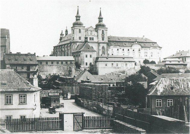Old Emauzy   Prague