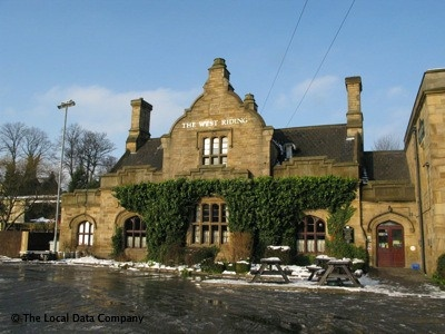 West Riding Refreshment Rooms - Dewsbury