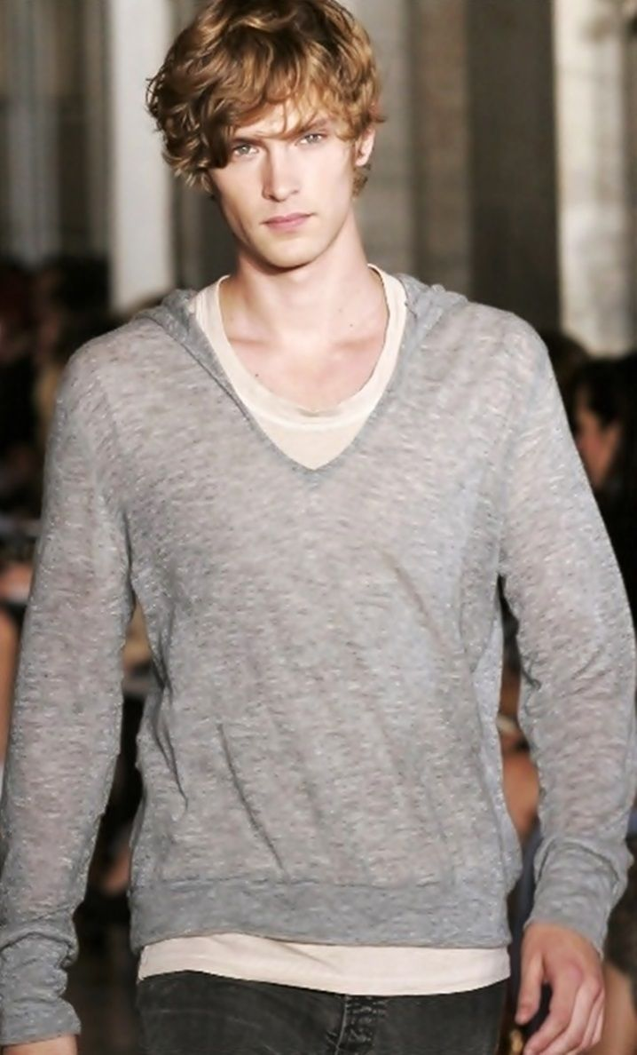 The 25+ Best Blonde Male Models Ideas On Pinterest