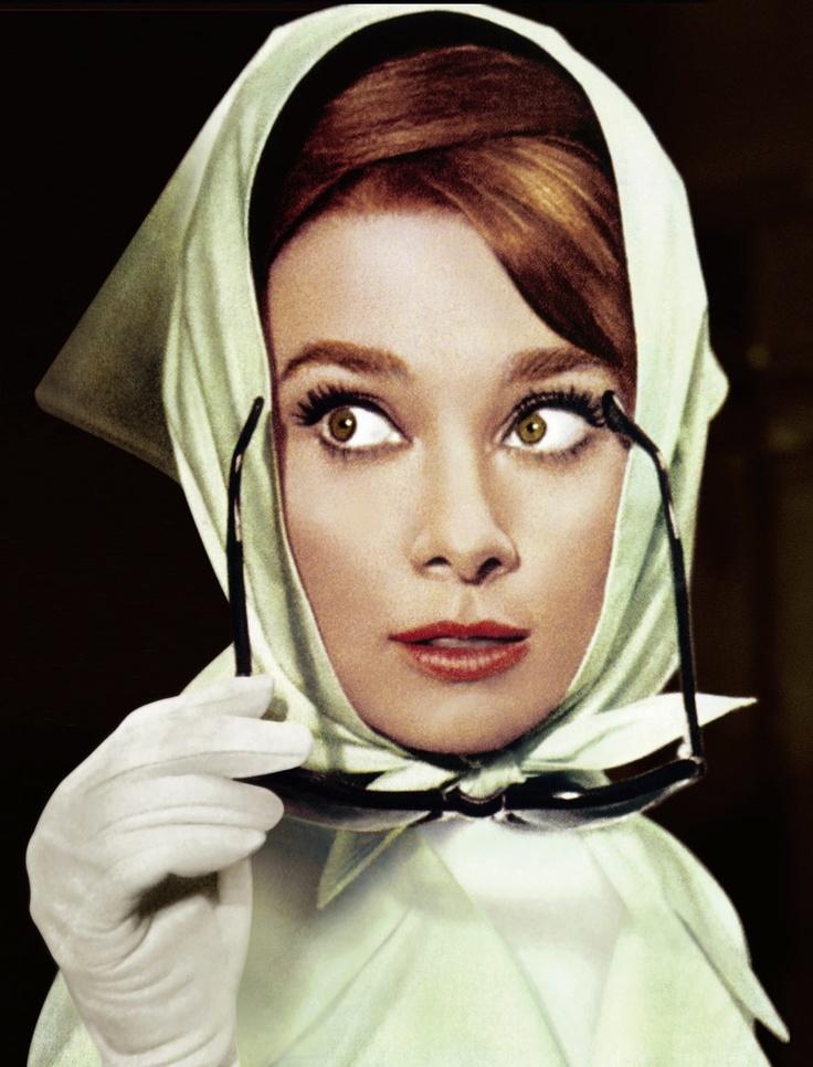 Audrey Hepburn - Charade (Stanley Donen,1963)