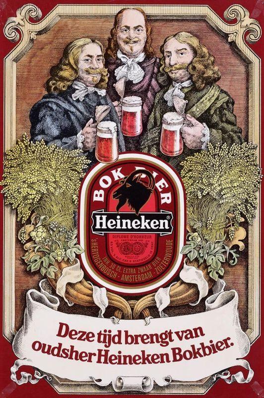 Heineken Bok-1975