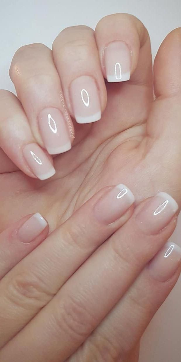 Intricate Designs For The Short Acrylic Nails Natural Acrylic Looks Nudenails Acryl Natural Looking Acrylic Nails Short Acrylic Nails Natural Acrylic Nails