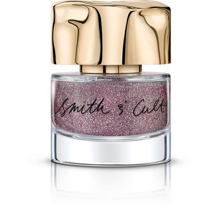 Smith and Cult-Vegas Post Apocalyptic...Ultra fine holographic lavender glitter suspended in clear base