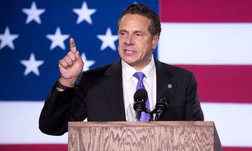 Andrew Cuomo: New York Is A 'Refuge' For Minorities In Donald Trump Era
