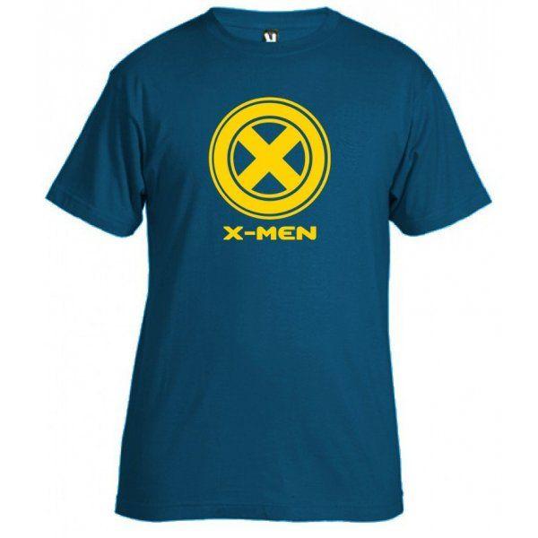 Camiseta logo X-men