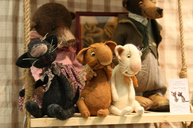 "X Московская международная выставка-ярмарка кукол и медведей Teddy ""Moscow Fair…"
