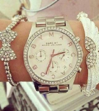 Add this to my bday wish list! Marc Jacobs women's watch