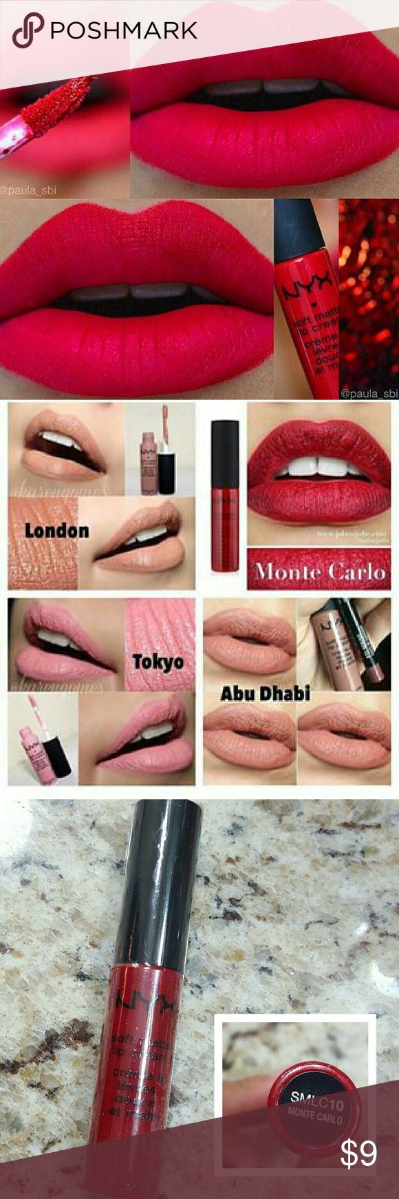 102 Best Makeup Images On Pinterest Beauty Gorgeous Nyx Soft Matte Lip Cream All Variant Monte Carlo Boutique