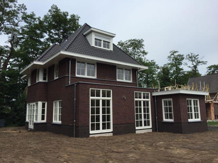 Jaren 30 woning, buitenhuis Villabouw