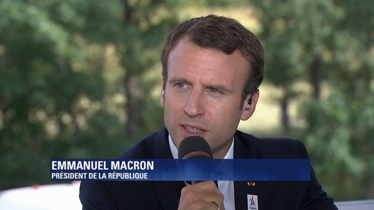 Affaire de Villiers: Macron explique pourquoi il a tenu tête à l'ex-chef d'état-major