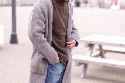 Winter Robe! / 冬のおすすめカーディガンスタイル