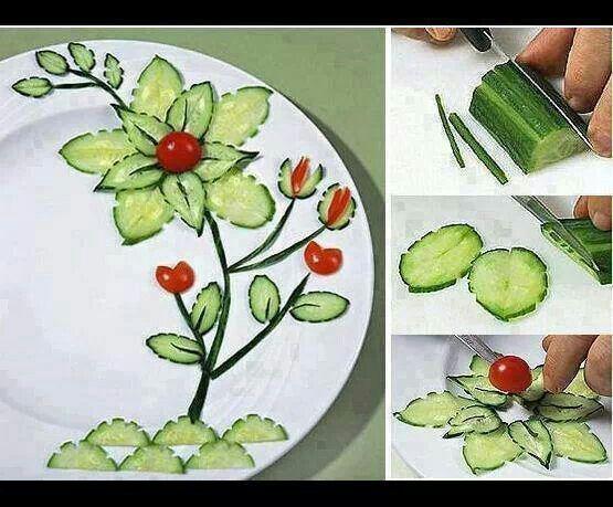 11 best images about decoracion de platos on pinterest - Decoracion de platos ...
