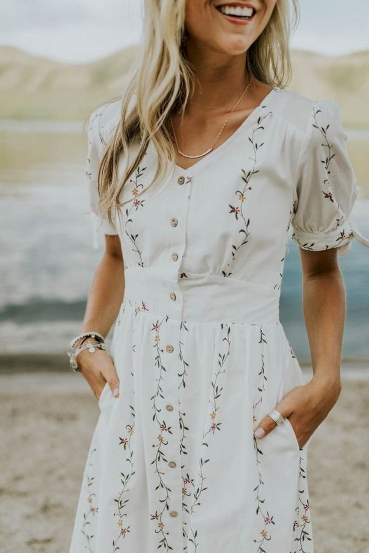 58 Most Popular Casual Outfit Ideas to Wear This Summer 2019