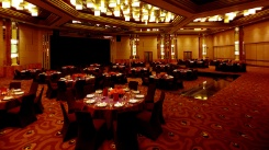 The Savoy Ballroom is perfect for larger events
