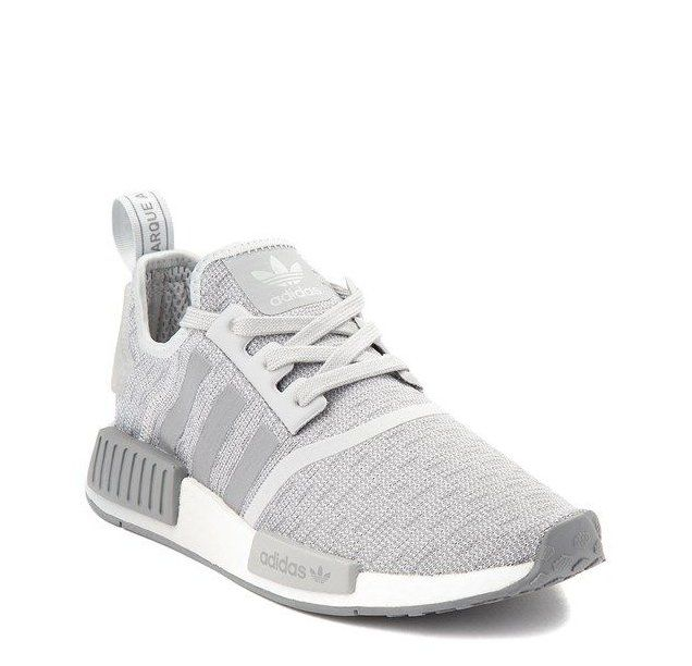 Womens adidas NMD R1 Athletic Shoe - Gray #athletic #shoes ...