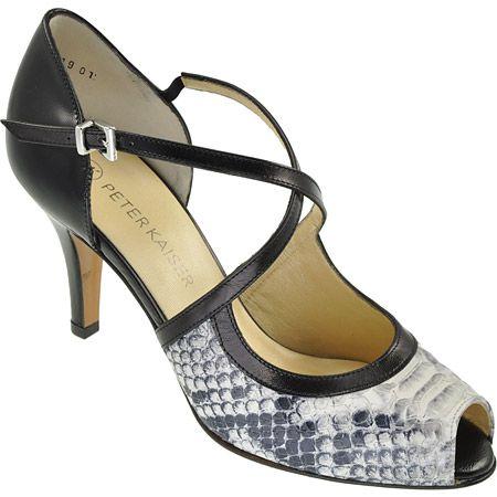Peter Kaiser 96133 548 Saffy Damenschuhe Peeptoes & Slingpumps im Schuhe Lüke Online-Shop kaufen