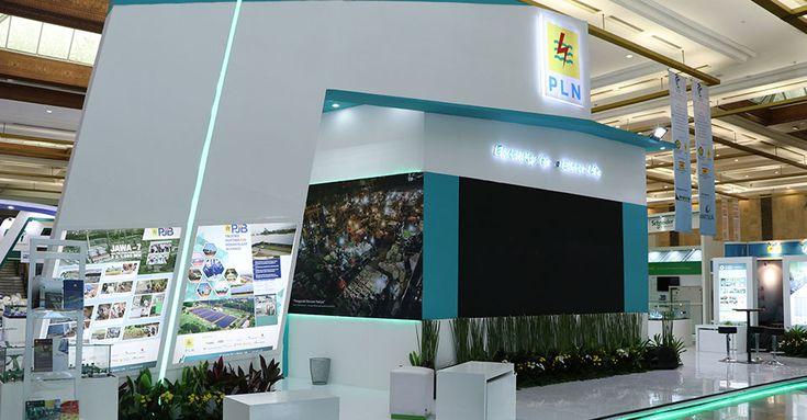 Pameran Kelistrikan Indonesia, Hari Listrik Nasional ke 71 tahun 2016 - PT PLN (Persero), Jakarta Convention Center, Senayan - Jakarta