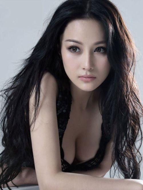 Asian models pinups