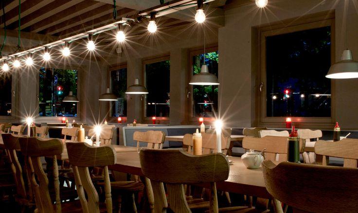 TIAN restaurant, München Hotels, Restaurants, Bars \ Cafés