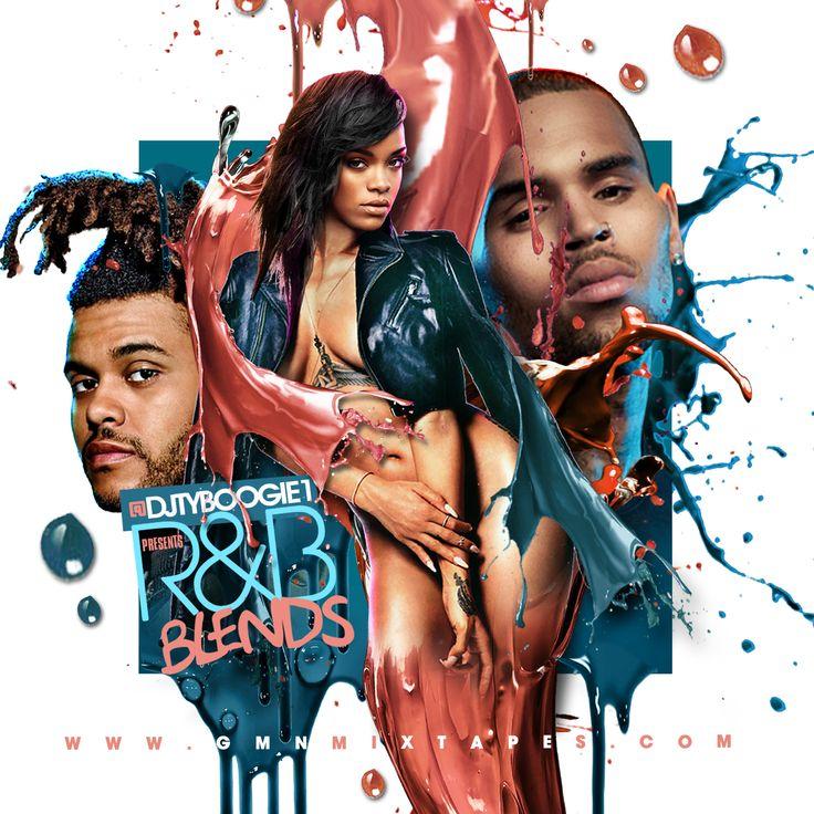 DJ Ty Boogie U00 RnB Blends December 2K15