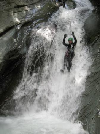 Deep Cayon, Wanaka