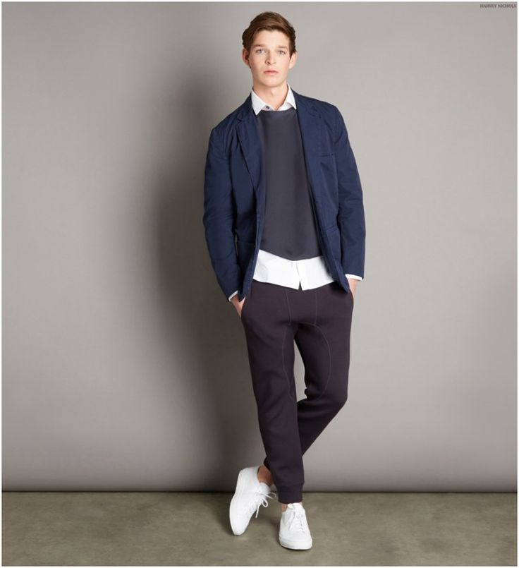 Trending: Harvey Nichols Hones in on Designer Joggers