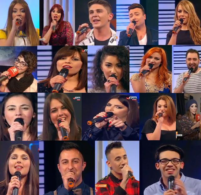 #Eurovision 2016 Malta: The Semi-Finalists