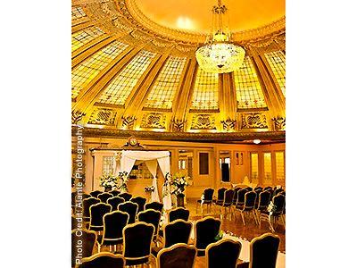 Arctic Club Seattle Washington Weddings historic Wedding Venues 98104