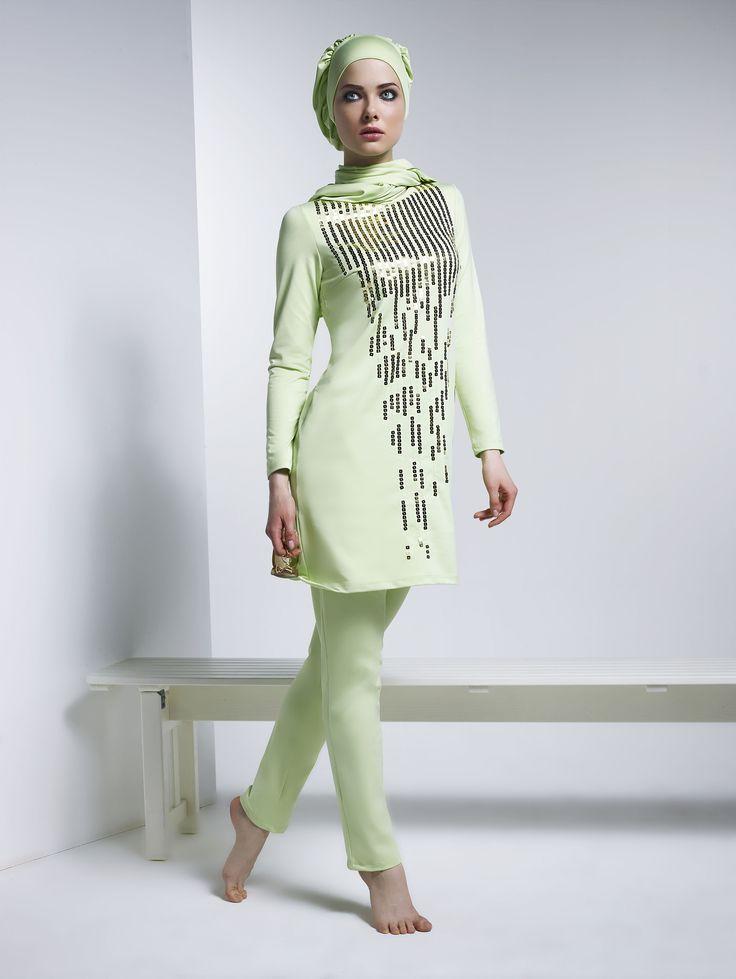 www.mayovera.com Tam Kapalı Mayo, Haşema Modelleri, 2015 Tesettür Mayo Koleksiyonu, Burkini, Muslim Swimwear