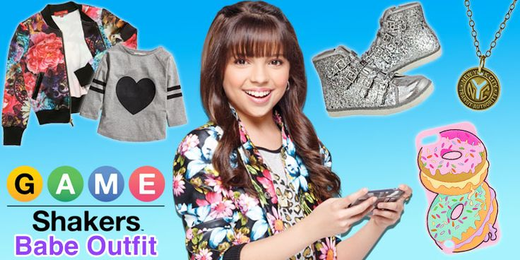 Game Shakers Style Series Babe Outfit Outfit Game And