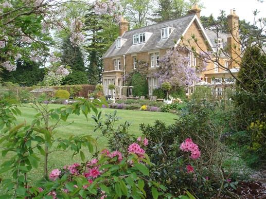 Uplands House Bed and Breakfast @ Banbury, England