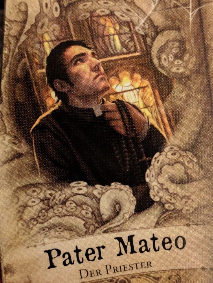 Priester - Villen des Wahnsinns - 2nd Edition - Mansions of Madness
