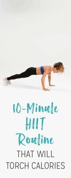 High-intensity interval training, or HIIT, is one of our all-time favorite workouts. HIIT raises your heart rate and sculpts your gorgeous bod from head to toe.
