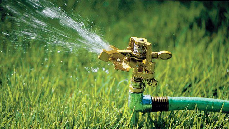 Pick the Best Sprinkler