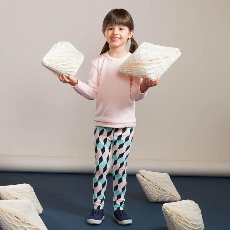 BOXI leggingsit, puuteri | NOSH edustajalta tai verkkokaupasta (available only in Finland)