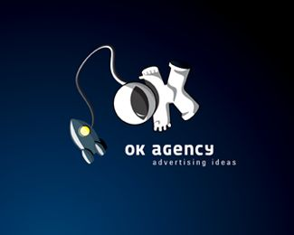 OK Agency: Logos Ponds, Awesome Logos