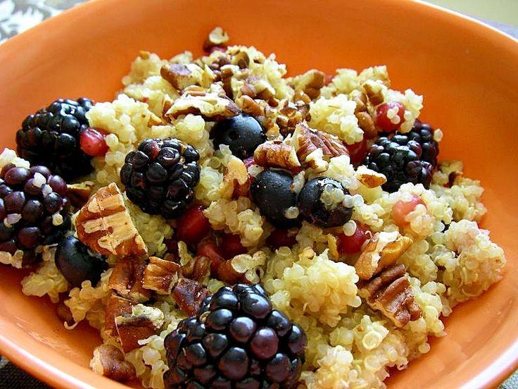Quinoa Recipes: Healthy Eating, Healthy Yummy, Breakfast Quinoa, Eating Healthy, Quinoa Breakfast, Healthy Recipes, Quinoa Recipes, Breakfast Recipes, Quinoa Healthy
