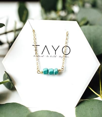 Ena Bracelet - TAYO. Jewelry that empowers survivors of sex trafficking. Handcrafted and designed in the Philippines.